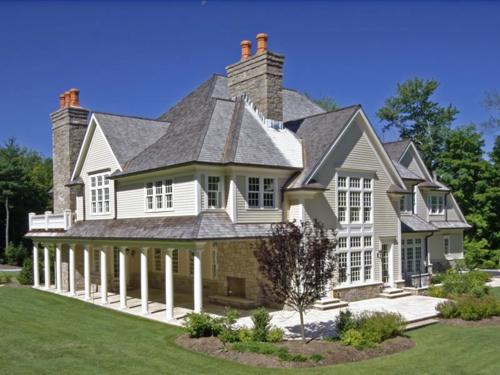 $4.8 Million Georgian Colonial in Greenwich Connecticut 2