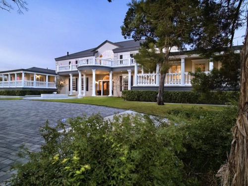 $5.7 Million Neo-Classical Mansion in Texas 2