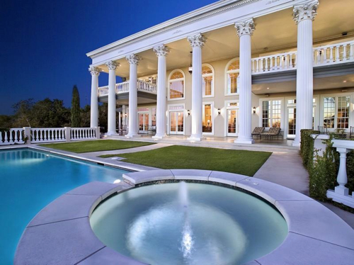 $5.7 Million Neo-Classical Mansion in Texas 3
