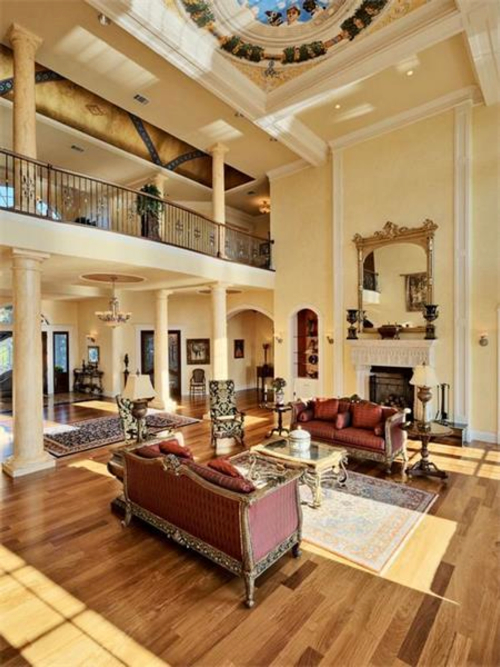 $5.7 Million Neo-Classical Mansion in Texas 8