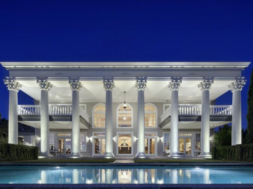 $5.7 Million Neo-Classical Mansion in Texas
