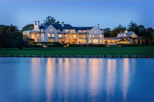 $69 Million Villa Maria Mansion in Water Mill New York 12