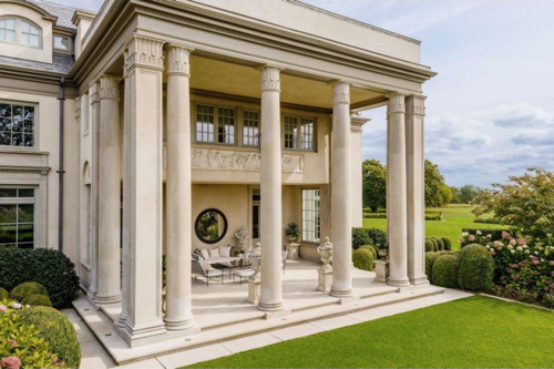 $69 Million Villa Maria Mansion in Water Mill New York 3