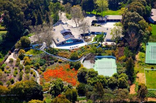 $8.8 Million Gorgeous Modern Ranch in California