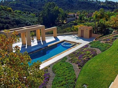 $8.8 Million Modern Estate in Rancho Santa Fe California 11