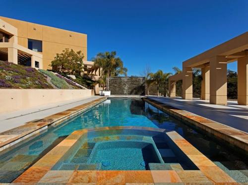 $8.8 Million Modern Estate in Rancho Santa Fe California