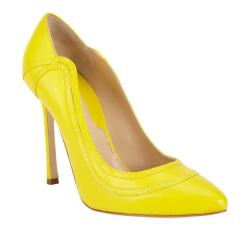 Chelsea Paris Nneka Pump