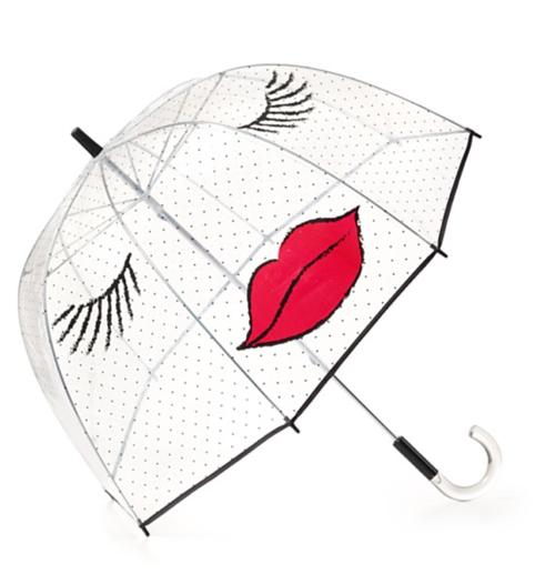 Felix Rey Kissy Face Umbrella