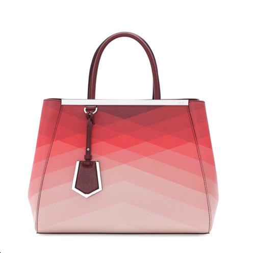 Fendi 2Jours Medium Tote Bag
