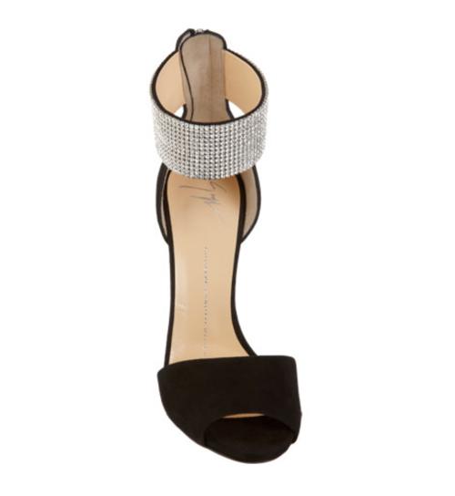 Giuseppe Zanotti Crystal Ankle Cuff Sandal 2