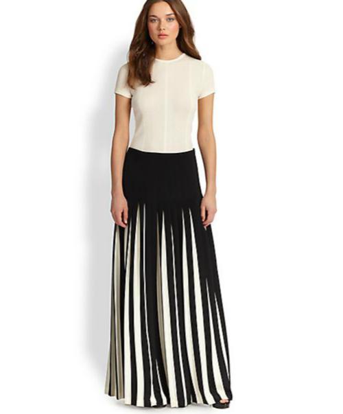 Ralph Lauren Blue Label Vallauris Skirt