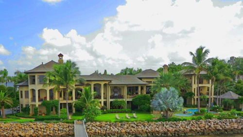 $13.8 Million Villa Solstice in Sarasota Florida 2