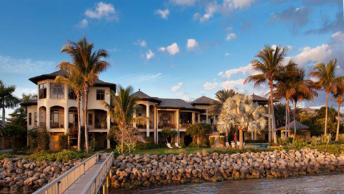 $13.8 Million Villa Solstice in Sarasota Florida