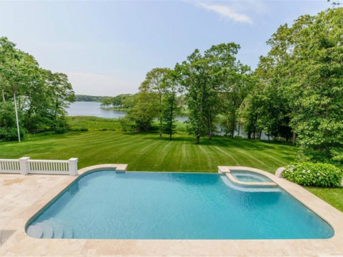 $28.9 Million Magnificent Waterfront Mansion in East Hampton New York 11