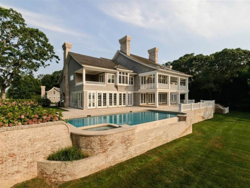 $28.9 Million Magnificent Waterfront Mansion in East Hampton New York 3