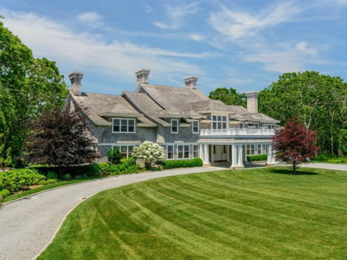 $28.9 Million Magnificent Waterfront Mansion in East Hampton New York 4