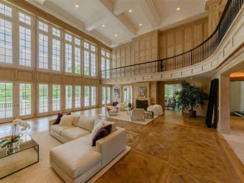 $28.9 Million Magnificent Waterfront Mansion in East Hampton New York 6