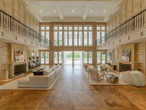 $28.9 Million Magnificent Waterfront Mansion in East Hampton New York 7