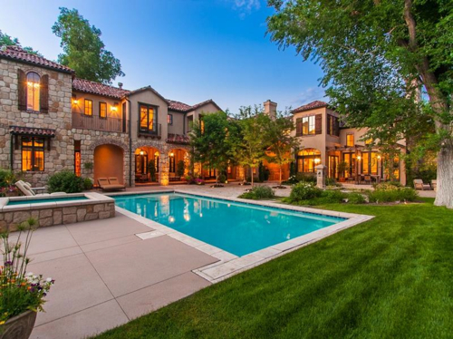 $5.5 Million Tuscan Villa in Colorado 19