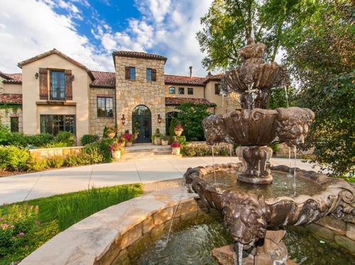 $5.5 Million Tuscan Villa in Colorado 20