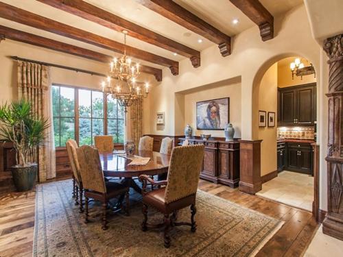 $5.5 Million Tuscan Villa in Colorado 4
