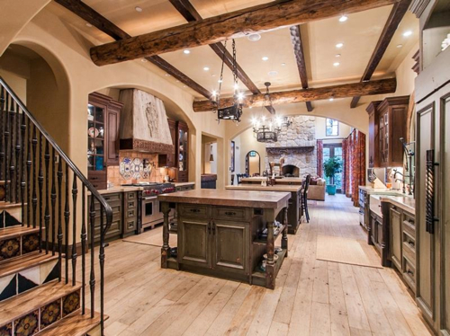 $5.5 Million Tuscan Villa in Colorado 7