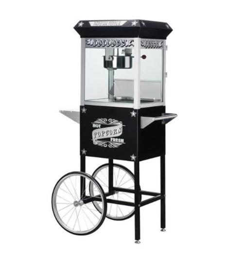 Great Northern Popcorn Paducah Antique Popcorn Machine and Cart
