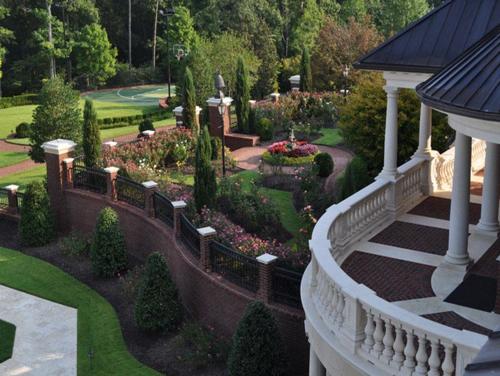$15 Million Gated Custom Mansion in Georgia 13