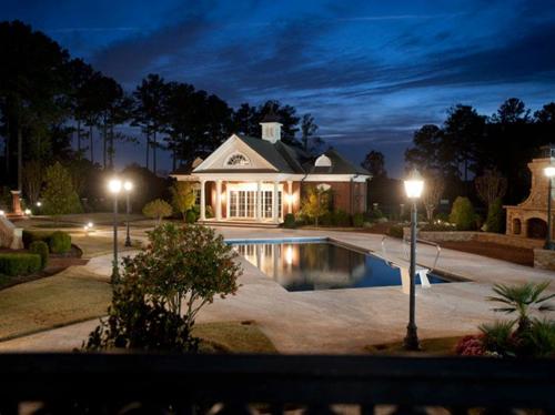 $15 Million Gated Custom Mansion in Georgia 5