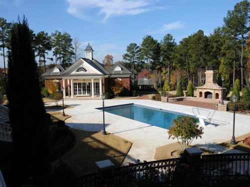 $15 Million Gated Custom Mansion in Georgia 7