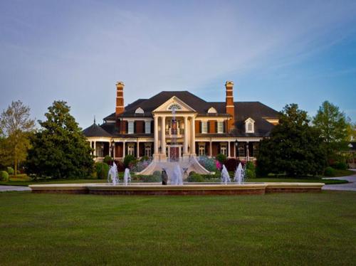 $15 Million Gated Custom Mansion in Georgia