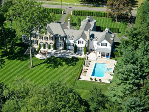 $16.2 Million Timeless Georgian Manor in Greenwich Connecticut  12