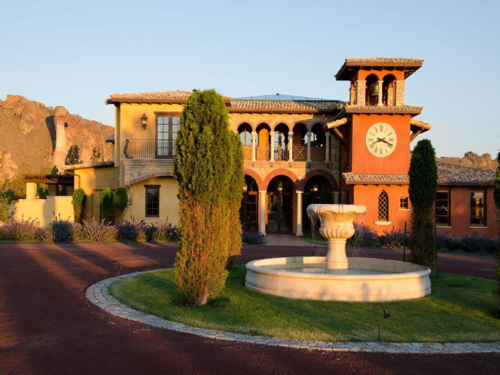 $2.9 Million Renaissance Inspired Villa in Oregon 18
