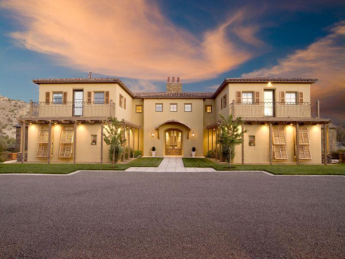 $2.9 Million Renaissance Inspired Villa in Oregon 5