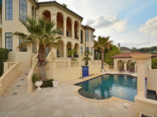 Estate Of The Day: $4.6 Million Exquisite Mansion With A View In Austin,  Texas