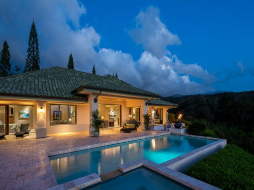 $5.2 Million Harmonious Private Estate in Hawaii