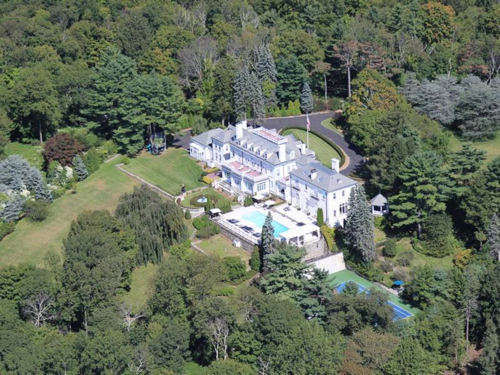 $5.75 Million Historic Sunset Hall Mansion in Connecticut 3