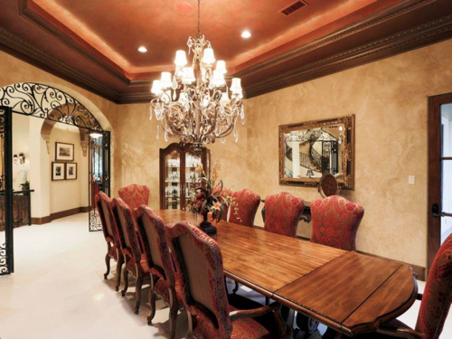 $6.2 Million Fabulous Mediterranean Estate in Texas 11