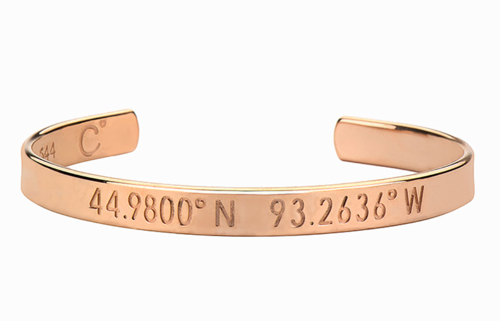 Coordinates Collection Bracelet 2