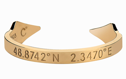 Coordinates Collection Bracelet 3
