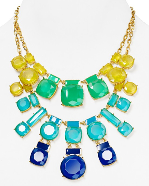 Kate Spade New York Cause a Stir Statement Necklace