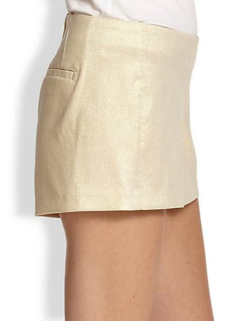 Lilly Pulitzer Metallic Liza Shorts 2