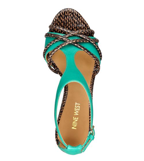 Nine West Borrow Open Toe T-Strap Sandal 2