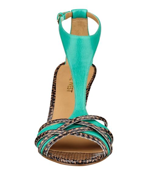 Nine West Borrow Open Toe T-Strap Sandal 4