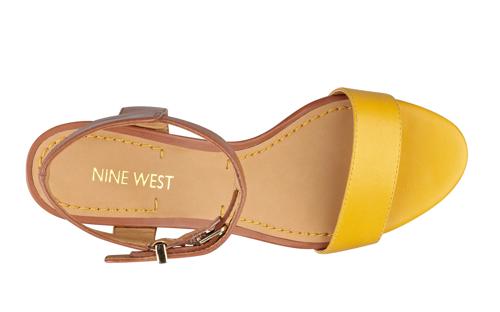 Nine West Radefade Open Toe Ankle Strap Sandals 2