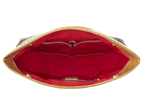 Nine West Strong Current Foldover Clutch 2