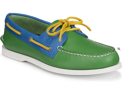 Sperry Top-Sider Authentic Original Flag Day 2-Eye Boat Shoe 2
