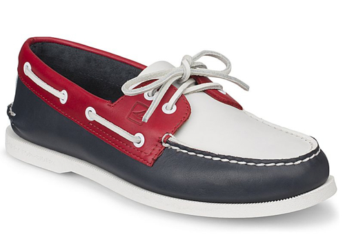 Sperry Top-Sider Authentic Original Flag Day 2-Eye Boat Shoe 3
