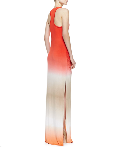 Young Fabulous and Broke Maelle Ombre Maxi Dress 2