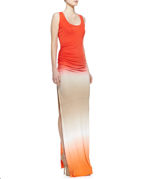 Young Fabulous and Broke Maelle Ombre Maxi Dress
